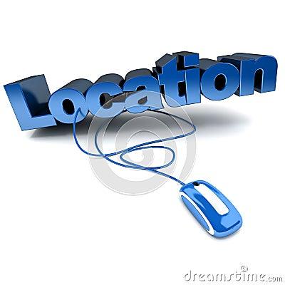 Location bleu