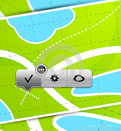 Location buttons