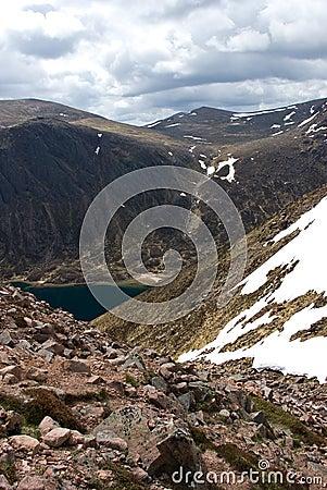 Free Loch Avon Stock Photography - 5458182