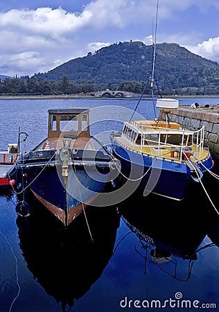 Free Loch Fyne Stock Image - 6986681