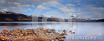 Loch Maree landscape