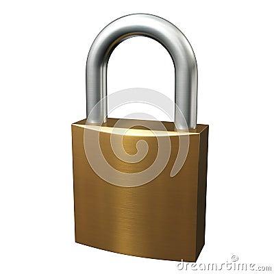 Free Lock Royalty Free Stock Photos - 3376288