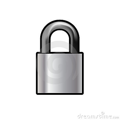 Free Lock Royalty Free Stock Image - 7114166