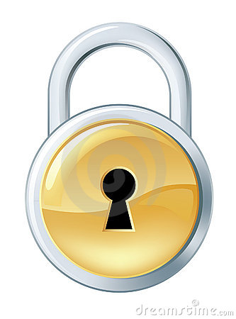 Free Lock Royalty Free Stock Images - 7167249