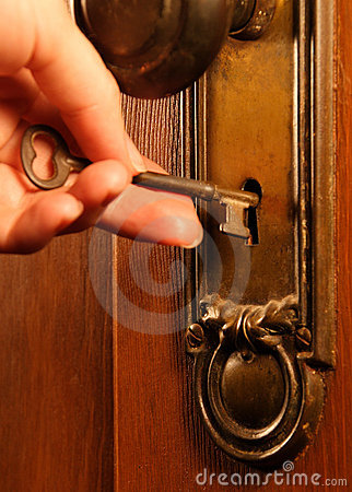 Free Lock And Key Royalty Free Stock Images - 283539