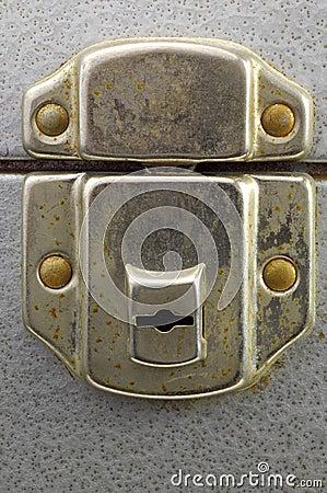 Lock Box Lock
