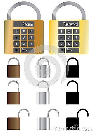 Lock Icon_eps