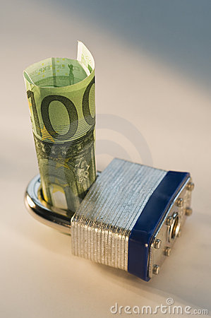 Locked euros