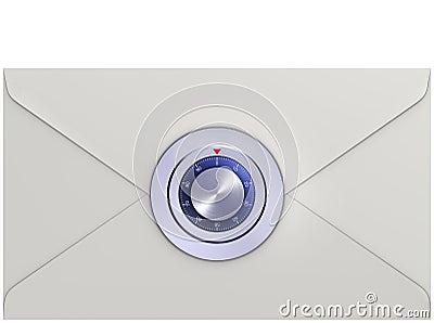 Locked letter