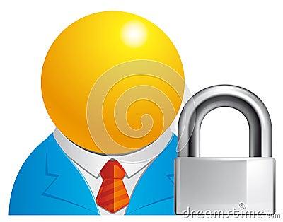 Locked user
