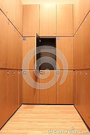 Free Locker Stock Photography - 18224052