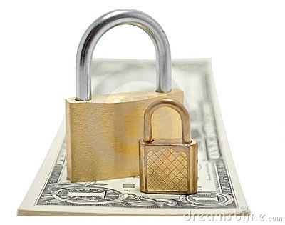Locks on Money