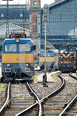 Locomotivas elétricas