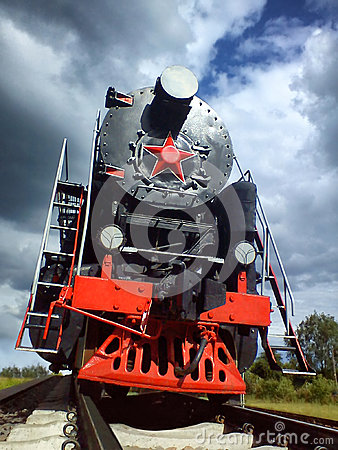 Free Locomotive Royalty Free Stock Photos - 27902258