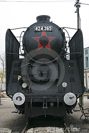 Locomotive cccp