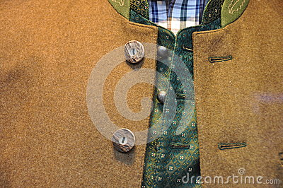Loden Jacket