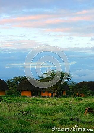 Free Lodge In Samburu Royalty Free Stock Images - 14073579