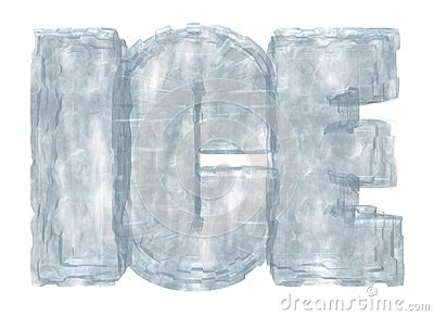 Lodowy lód