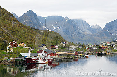 Lofoten and it´s mountains