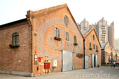 Loft building Editorial Photo