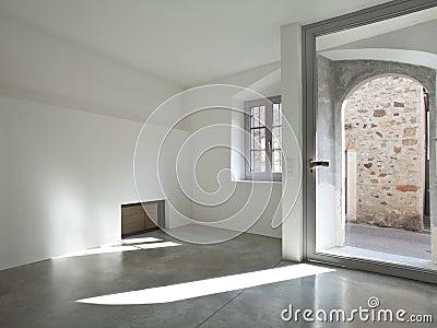 loft duplex, interior