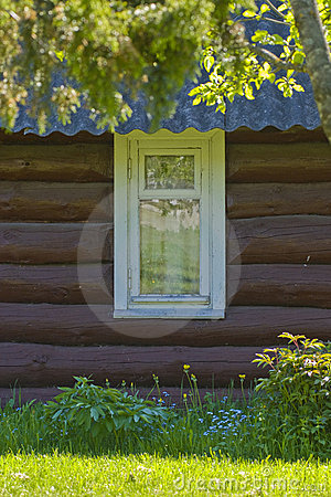 Free Log Cabin Stock Photo - 9910750