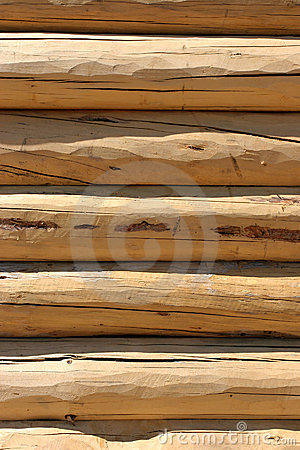 Free Log Home Wall Detail Stock Photo - 179840
