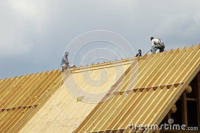 Log House Construction 4