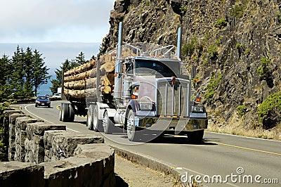 Log Truck 3