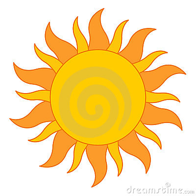 Loga słońce