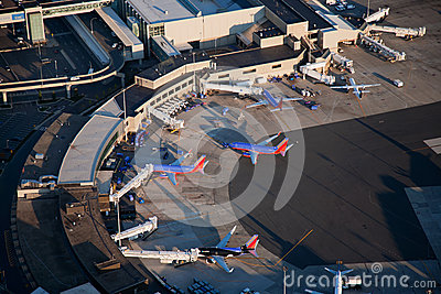 Logan International Airport Editorial Photography