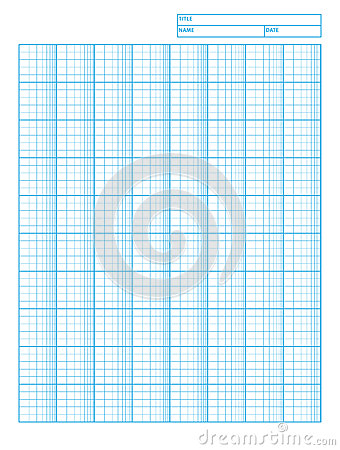 Logarithmic engineering graph paper