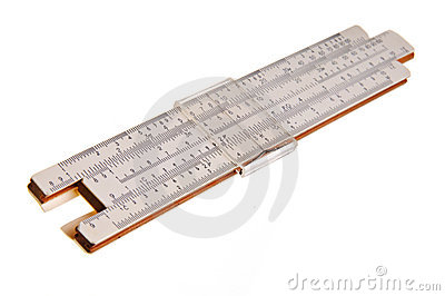 Logarithmic ruler