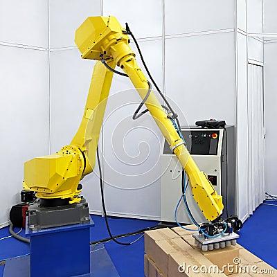 Logistic robot
