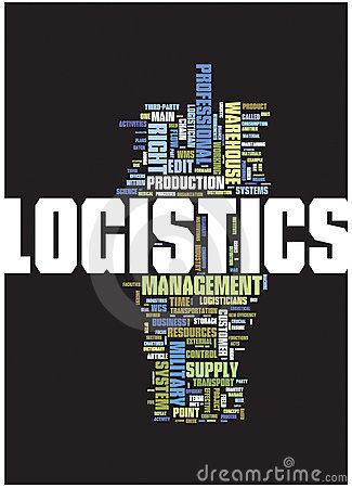 Free Logistics Word Cloud Stock Photos - 11822393