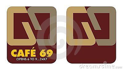 Logo 6 to 9 Cafe