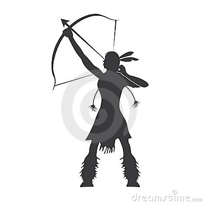 Logo American indian
