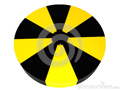 Logo as a nuclear warning №11