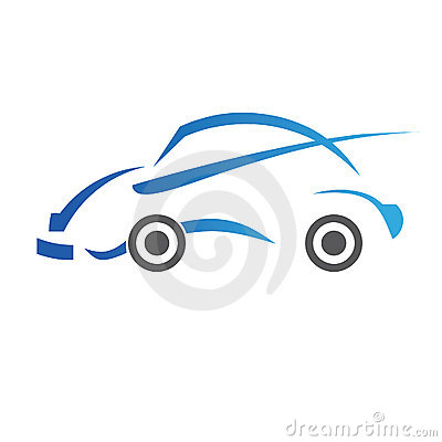 Logo Car design