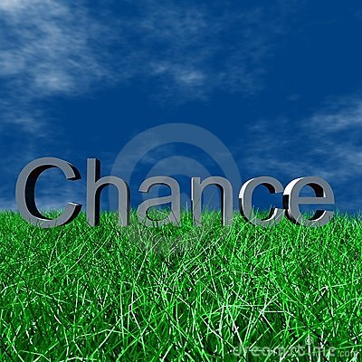 Free Logo Chance Royalty Free Stock Photos - 6044818
