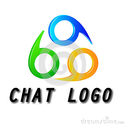 Logo for chat forum