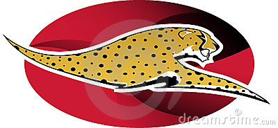 Logo cheetah