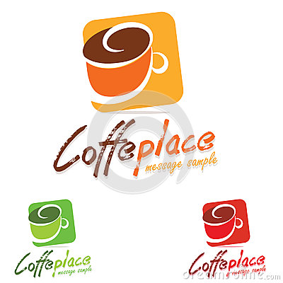 Free Logo Coffee Stock Photography - 41378312