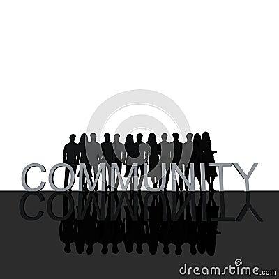 Free Logo Community Stock Images - 5693314