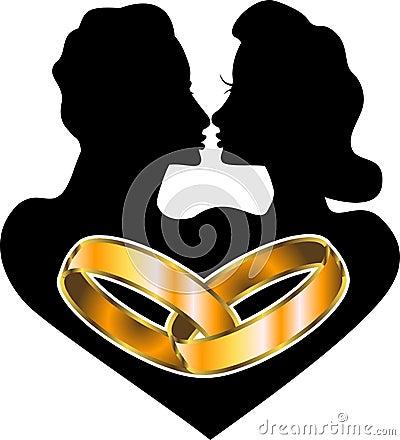 image logo d'amour
