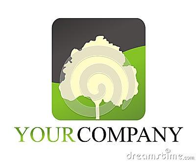 Logo d arbre