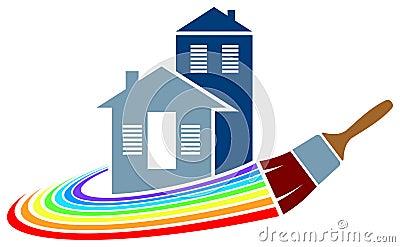 image logo peinture