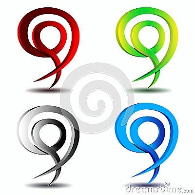 Logo design element business