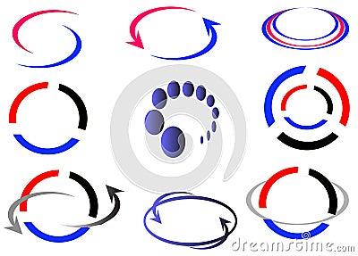 Logo and design elements