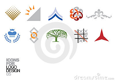 Logo design vector elements 05